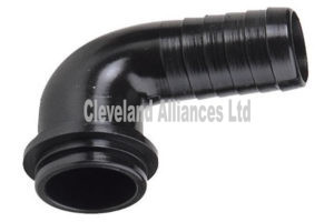 Hose Fittings for Fly Nut (O Ring) 90 degree