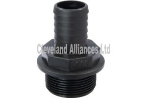 Hose Fitting Threaded Straight