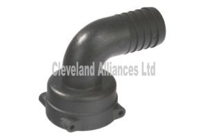 Hose Fitting Fork / Pin fit 90 degree