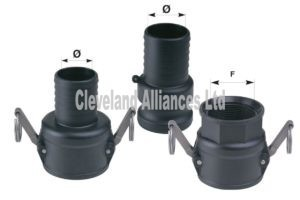 Cam Lock Quick Couplers