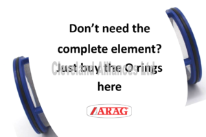 Filter Element O Rings