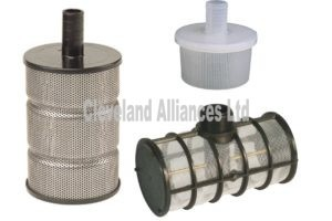 Foot Strainers / Foot Filters