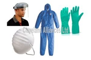 PPE, Cleaning Products and Accessories