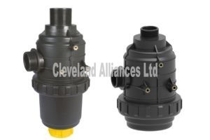 Threaded Suction Filters
